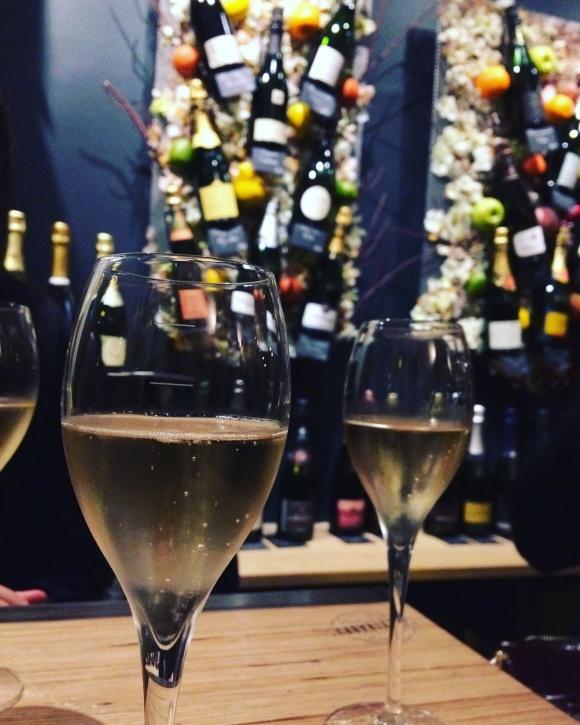 L'extrabrut bar à Champagne