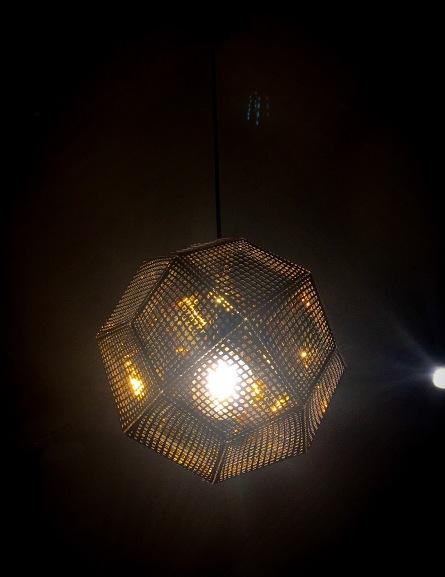 photo luminaire l'arganier design tom dickson