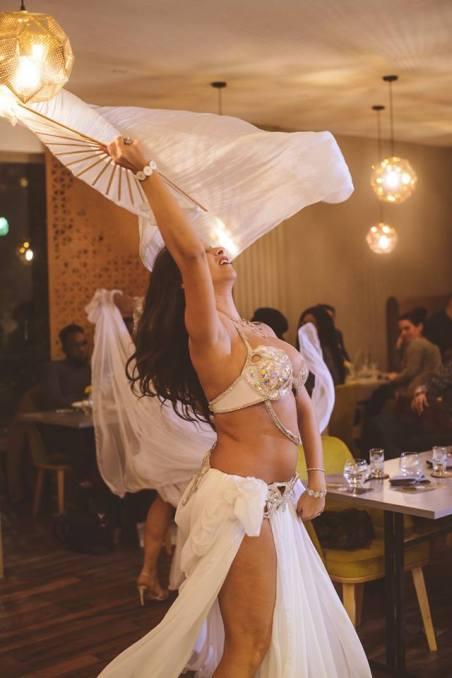photo danseuse orientale
